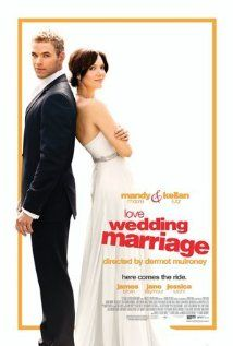 Love, Wedding, Marriage (2011) starring Mandy Moore, Kellan Lutz. Watched November 2013, netflix.