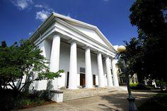 The University of Georgia Chapel