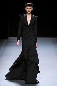 Jenny Packham Black Gown