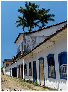 Paraty, Rio de Janeiro, Brazil - Such a beautiful place. A favorite in Brasil.