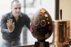 Najdrahšie veľkonočné vajíčko na svete, do ktorého by ste sa z chuti zahryzli!!