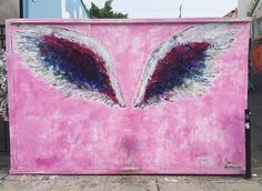 Colette Miller Wings Project in Los Angeles, 2016 (LP)