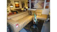 Jaymar Maggy Sectional floor sample, UNIQUE INTERIORS