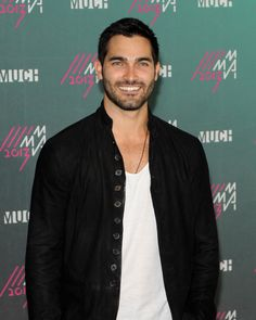 Tyler Hoechlin - Press Room at the MuchMusic Video Awards