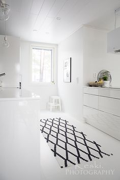 Keski.: Stringin paikka? Bath Mat, Wordpress, Sweet Home, Rugs, Kitchen, Home Decor, Farmhouse Rugs, Cooking, Decoration Home