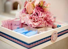O aniversário de 4 aninhos da Isabella, em Belo Horizonte, foi no tema corujas! Uma decoração graciosa em tons de rosa e azul: Fotos: Camila Coura | Decora