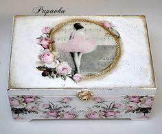 Krabičky - Balerína - 4201593_