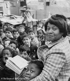 Novelist, poet and esteemed headteacher Beryl Gilroy passed away in April 2001.      But her pioneering story, her numerous novels and children's books, and her legacy as one of Britain's first Black headteachers live on.