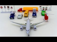 Children Airport Play Set Toy Set With Accessories Plane Gift Set Toys Plane, Toys, Children, Gifts, Accessories, Activity Toys, Young Children, Airplane, Boys
