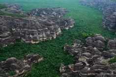 ACONTECE: Parque Nacional Serra das Confusões
