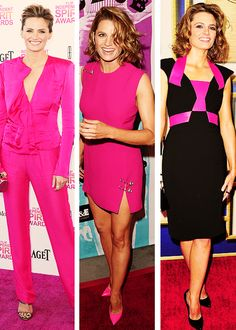 Always in pink :)