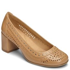 Shine Brite Chunky Heel | Women's Shoes Pumps & Heels | Aerosoles