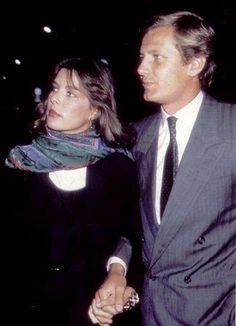 ..Princess Caroline of Monaco and Stefano Casiraghi