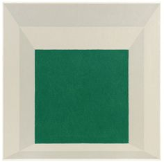 JOSEF ALBERS 1888 - 1976 HOMAGE TO THE SQUARE (STUCCO FRAMED) .