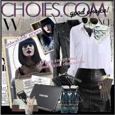 """""""Choies.com - GOOD CHOICE!"""" by anita-n ❤ liked on Polyvore"""