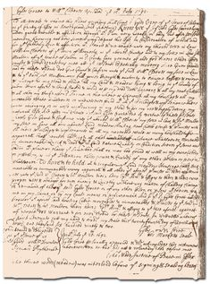 Salam Witch Trials: 1692 deed of accused Salem witch, Giles Corey, who was pressed to death. Salem Mass, Witch History, Salem Witch Trials, Traditional Witchcraft, The Ancient One, World Movies, Ancient Artifacts, Wiccan, American History