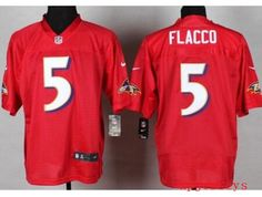 $22 for Wholesale cheap Nike Baltimore Ravens 5 Joe Flacco Elite Red QB NFL Jerseys .Minnesota Vikings Nike Jerseys,New England Patriots Nike Jerseys,New Orleans Saints Nike Jerseys,New York Giants Nike Jerseys,New York Jets Nike Jerseys,Oakland Raiders Nike Jerseys NFL,Philadelphia Eagles Nike Jerseys, and more jerseys sale on www.xpjerseys.us