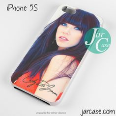 Carly Rae Jepsen Blue Eyes Phone case for iPhone 4/4s/5/5c/5s/6/6 plus