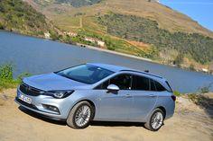 Allnew Opel/Vauxhall Sports Tourer - Tracktest: http://www.neuwagen.de/fahrberichte/11777-opel-astra-sports-tourer-der-leichte-lademeister.html