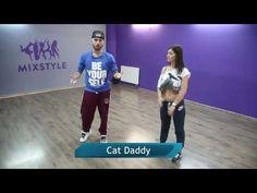 Как научится круто танцевать парню или девушке в клубе? хип-хоп урок 1 - YouTube