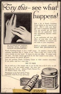 Vintage Beauty and Hygiene Ads of the 1910s (Page 3)