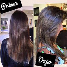Prima e dopo l'utilizzo della colorazione Simply Organic. Simply Organic, Wordpress, Long Hair Styles, Beauty, Long Hairstyle, Long Haircuts, Long Hair Cuts, Beauty Illustration, Long Hairstyles
