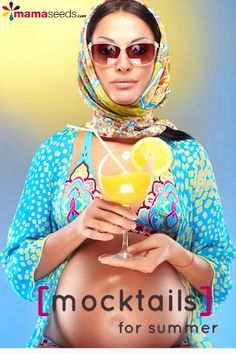 Mama's in Mallorca: Summer mocktails for pregnant and breastfeeding women | Mama Blog | Mama Seeds