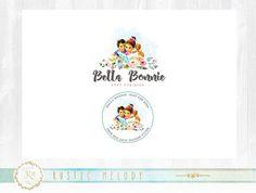Children Logo Design, Books Logo ,Boy Logo ,Childcare Logo ,Brothers Logo ,Boutique Logo, Kids Logo ,Photography Logo