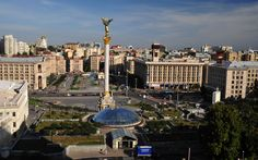 For city life, maybe Kiev, Ukraine could be the place for you to explore amidst the hustle and bustle of daily life. Street Run, Main Street, Ukraine Cities, Europe Continent, Turu, Kiev Ukraine, European Vacation, City Landscape, Eastern Europe