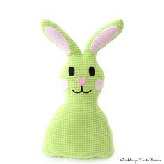 Hase Franzi ITH Stickdatei. So cute! Rabbit ith machine embroidery design ♥  #easter #ostern #sticken