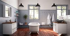 Skapa det perfekta badrummet | Hemnet Hemlängtan