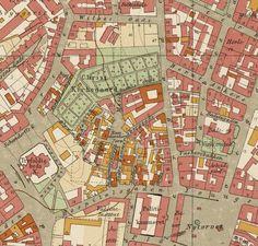 Kart over hammersborg Monopoly, Image