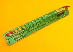 Electronic Circuit Projects, Circuit Diagram, Arduino, Led, Montages, Physics, Samsung, Places, Crafts