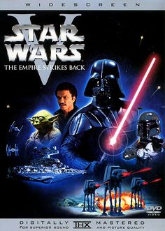 The Empire Strikes Back is my favorite Star Wars movie.  I think if The Doors lead singer, Jim Morrison, had a favorite Star Wars movie this would be it! (LOL! I'm serious though.)  My favorite part is Luke's training with Yoda and when Luke goes in the cave.  If you are into psychology, that part of the movie is very Jungian.  If you're not into psychology, this is just a great Sci Fi good people vs. bad people movie! :)  And..it's fun to watch over and over.