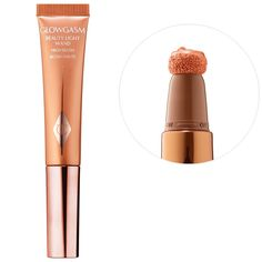 Charlotte Tilbury Beauty Liquid Highlighter Wand | Sephora Charlotte Tilbury Sephora, Curtain Rod Hardware, Liquid Highlighter, Gold Highlights, Brand Sale, Styling Tools, Face And Body, High Gloss, Lipstick