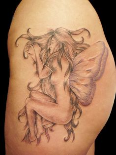1000 images about fairy tattoos on pinterest fairies tattoo fairy tattoo designs and dragon. Black Bedroom Furniture Sets. Home Design Ideas