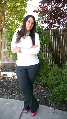 Lovely office look. Create a similar one at http://mandysheaven.co.uk/ - Plus Size Women's Fashion Boutique UK
