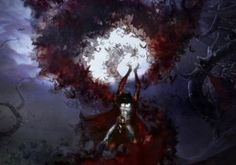 castlevania lords of shadow 2 - batty