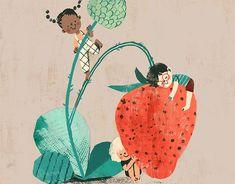 Collage Illustration, Children's Book Illustration, Character Illustration, Digital Illustration, Illustration For Children, Guache, Childrens Books, Art For Kids, Book Art