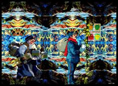 MAIL TO THE BEATLES - 2015 Di Danilo Jans tecnica mista per contatti:jjonaband@katamail.com CLIKKARE SULL'IMMAGINE PER INGRANDIRLA  Works of Danilo JANS executed in mixed media . Visionary artist and surrealist Italian , creates his works  thanks to a connection with parallel universes. Danilo Jans was born in 1957 and lives in Pont Saint Martin  in the Aosta Valley ( Italy ) http://danilojansart.blogspot.it/