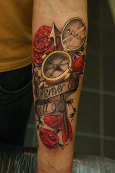 Votez pour ce tatouage sur inkage