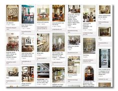 Does all this decorating inspiration overwhelm you? Learn how to use images to HELP you decorate, not to confuse you.