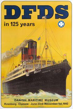 Inmiddels bestaan DFDS al bijna 150 jaar.
