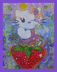 Terri Allbright - Hello Kitty...