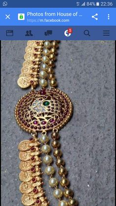 Gold Earrings Designs, Gold Jewellery Design, Necklace Designs, Gold Designs, Indian Wedding Jewelry, Indian Jewelry, Bridal Jewelry, Turquoise Jewelry, Gold Jewelry