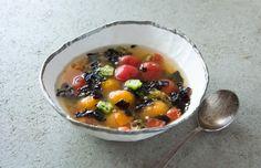 料理家・山脇りこさんの心と体にじんわり効くレシピ。昆布だしと海苔の精進スープ|「colocal コロカル」ローカルを学ぶ・暮らす・旅する