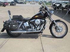 1985 Harley-Davidson  FXRS Dyna Cruiser , Black , 18,357 miles for sale in Scott City, MO
