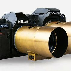 Don't Be Fooled! This Victorian-Looking Lens Is All Modern: Before there was Photoshop and before there were Instagram filters, there was the Petzval lense, an 1840 invention that captured photos with supersharp centers and swirling bokeh-ful backgrounds.
