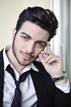 Gianluca Ginoble (Mr. Handsome):)