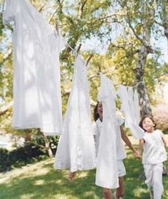 How to keep your favorite white clothes white